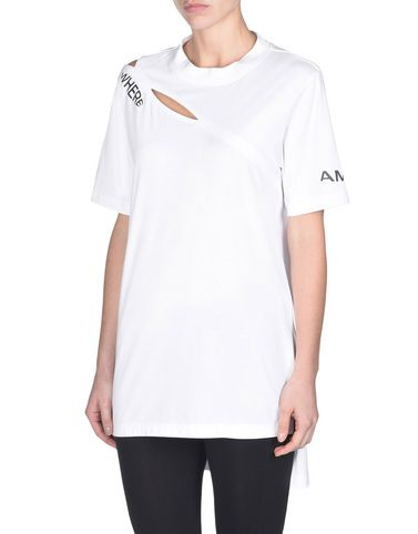 Y-3 STATEMENT TEE TEES & POLOS woman Y-3 adidas
