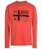 NAPAPIJRI Long sleeve t-shirt U SETON a