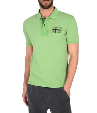 NAPAPIJRI EDMONTON MAN SHORT SLEEVE POLO