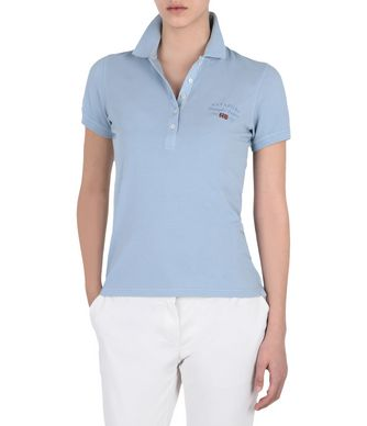 NAPAPIJRI ELMA WOMAN SHORT SLEEVE POLO