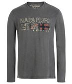 NAPAPIJRI Long sleeve T-shirt U SHEDIN a