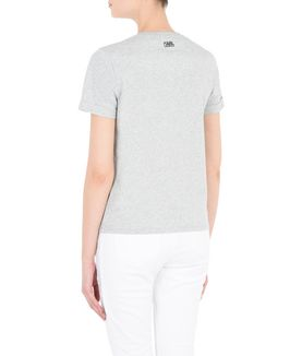 KARL LAGERFELD T-SHIRT FLY WITH KARL