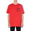 STELLA McCARTNEY MEN Red Members Print T-shirt Men T-shirts U d