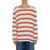 STELLA McCARTNEY MEN Striped Long Sleeved T-shirt Men T-shirts U d