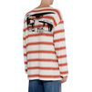 STELLA McCARTNEY MEN Striped Long Sleeved T-shirt Men T-shirts U e