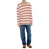 STELLA McCARTNEY MEN Striped Long Sleeved T-shirt Men T-shirts U r