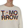 STELLA McCARTNEY MEN Tomorrow Print Sweatshirt Long Sleeved Sweatshirts U a