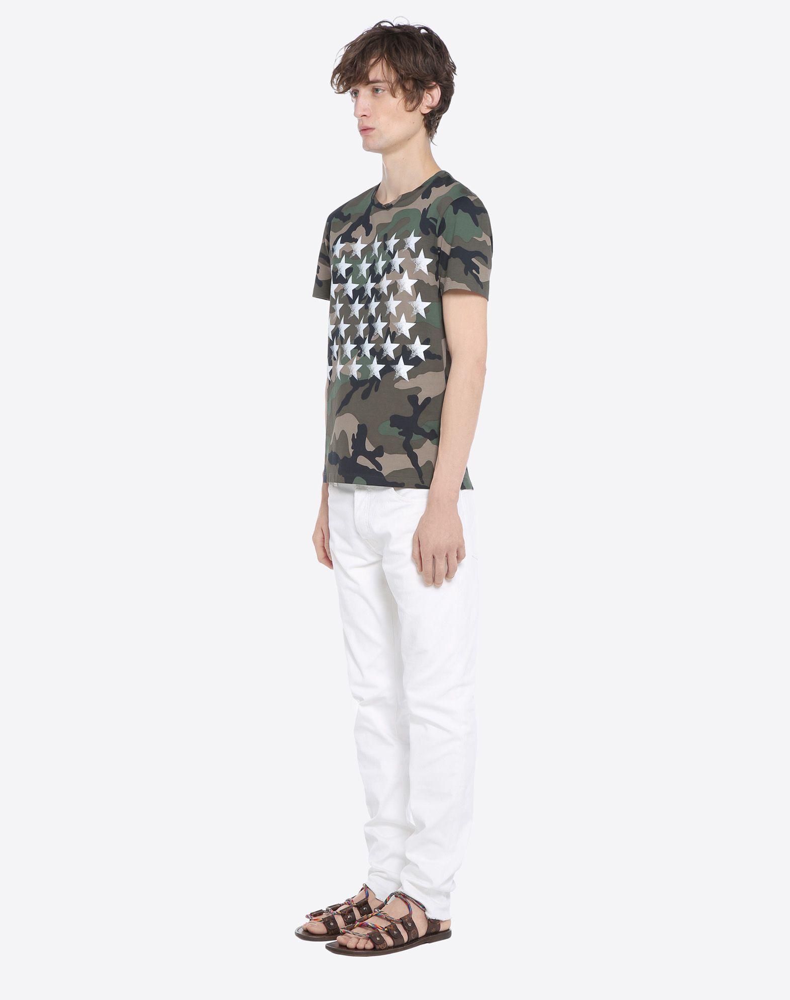 VALENTINO UOMO MV3MG08A48M F00 T-shirt U e