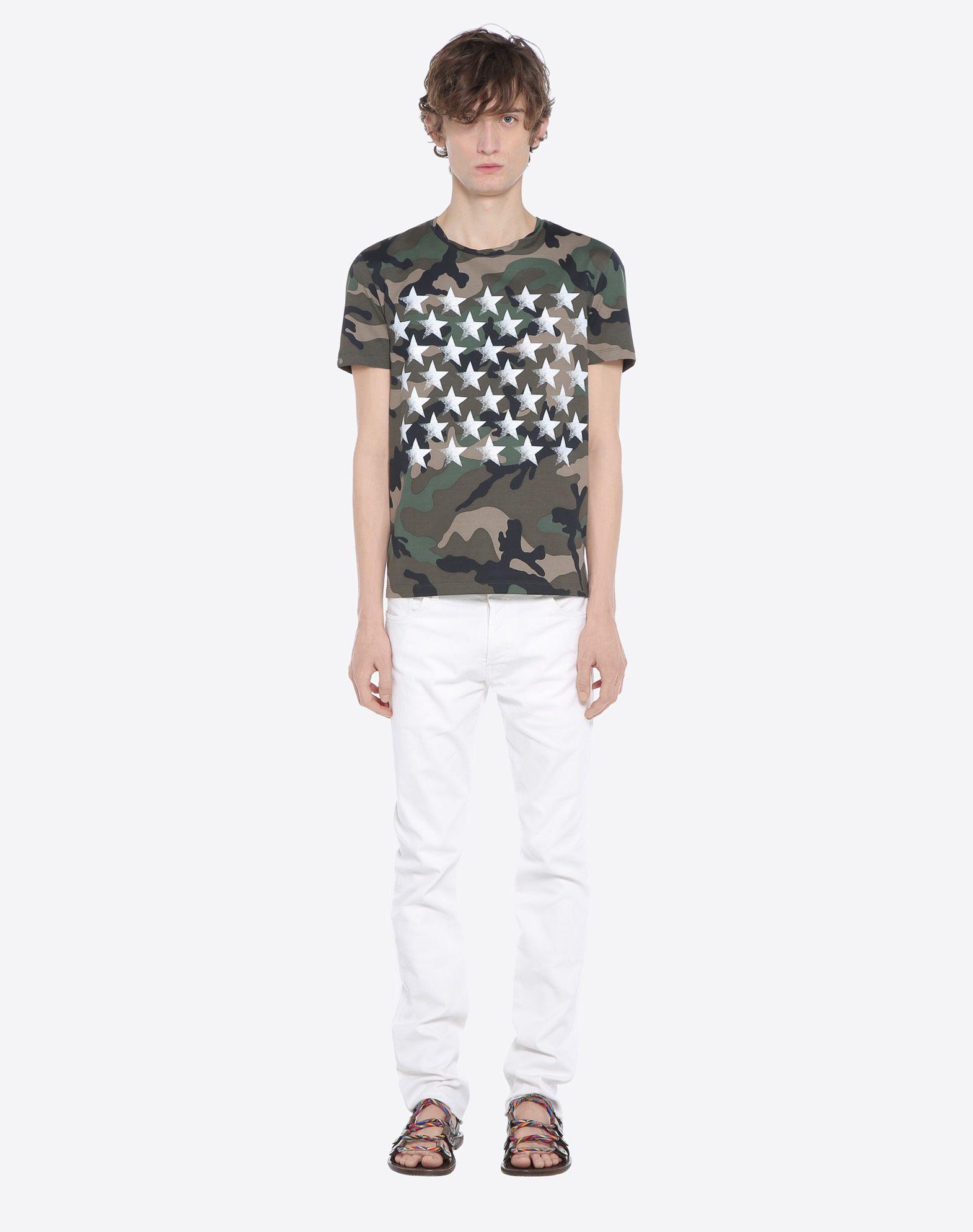 VALENTINO UOMO MV3MG08A48M F00 T-shirt U r