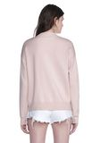 ALEXANDER WANG BOMBER JACKET WITH SEAMLESS POCKET TOP Adult 8_n_d