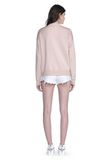 ALEXANDER WANG BOMBER JACKET WITH SEAMLESS POCKET TOP Adult 8_n_r
