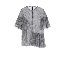 STELLA McCARTNEY Short Sleeved D Santi Top f