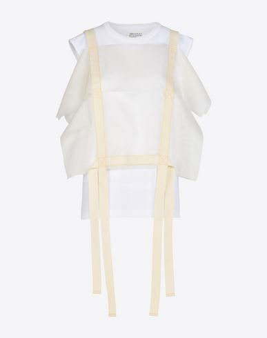MAISON MARGIELA 1 Top D Suspenders top f