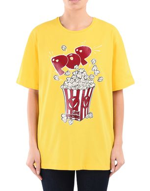 LOVE MOSCHINO Short sleeve t-shirts D r