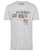 NAPAPIJRI Short sleeve T-shirt U STOCKTON a