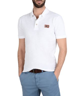 NAPAPIJRI EDENSOR MAN SHORT SLEEVE POLO