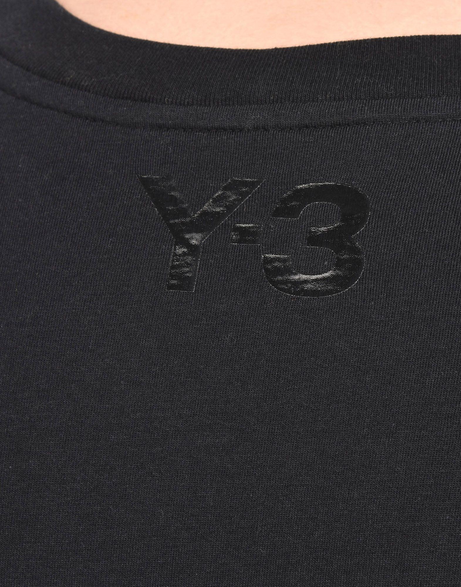 Y-3 CLASSIC V-NECK TEE TEES & POLOS man Y-3 adidas