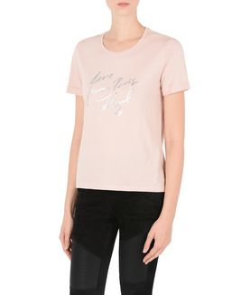 KARL LAGERFELD LOVE FROM PARIS TEE