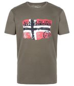 NAPAPIJRI Short sleeve T-shirt U SALENY EXCLUSIVE a
