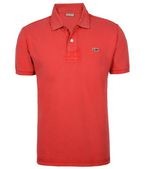 NAPAPIJRI Short sleeve polo U TALY NEW a