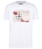 NAPAPIJRI Short sleeve T-shirt U STAFFORD a