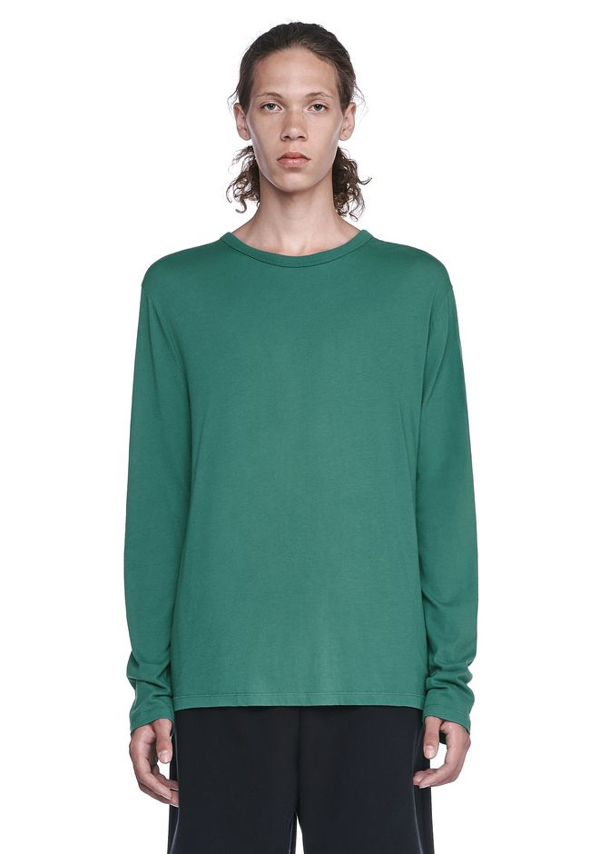 T by ALEXANDER WANG Long sleeve t-shirts CLASSIC LONG SLEEVE TEE