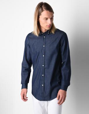 TRUSSARDI - Джинсовая рубашка