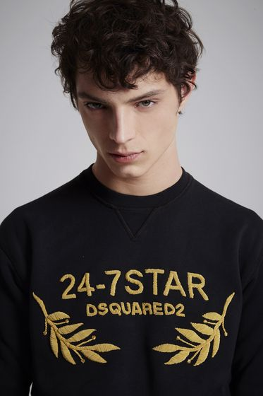 DSQUARED2 Sweatshirt Man S74GU0281S25030990 m