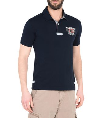 NAPAPIJRI ESTA MAN SHORT SLEEVE POLO