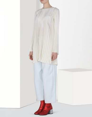 MM6 by MAISON MARGIELA Pleats top Top D f