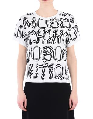 BOUTIQUE MOSCHINO Short sleeve t-shirts D r