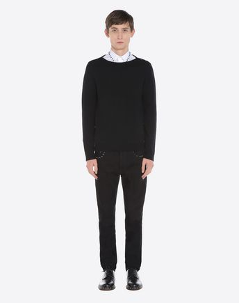 VALENTINO UOMO Knit top U PV0KC25N50P 0NO r