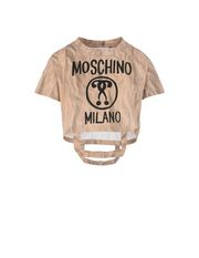 MOSCHINO Short sleeve t-shirts Woman f