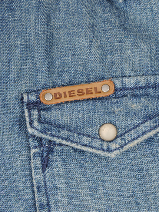 DIESEL SDOLPY SHIRT 00LYR Shirts U d