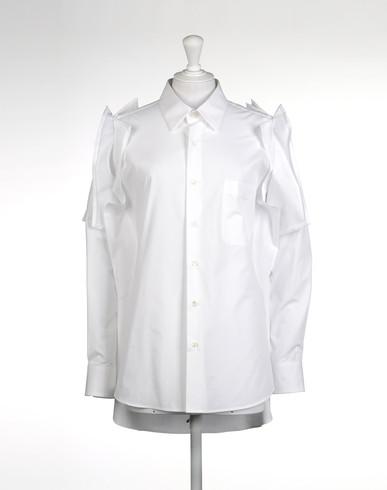 COLLECTION DÉFILÉ Long sleeve shirt D f