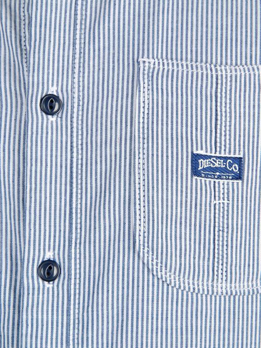 DIESEL SCHADEX-S 00NUY Camicia U d