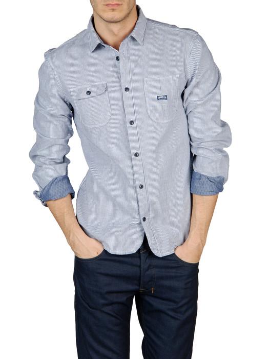 DIESEL SCHADEX-S 00NUY Shirts U f