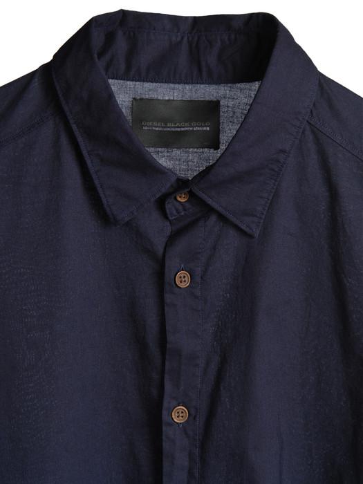 DIESEL BLACK GOLD SFUMATA Camisa U d