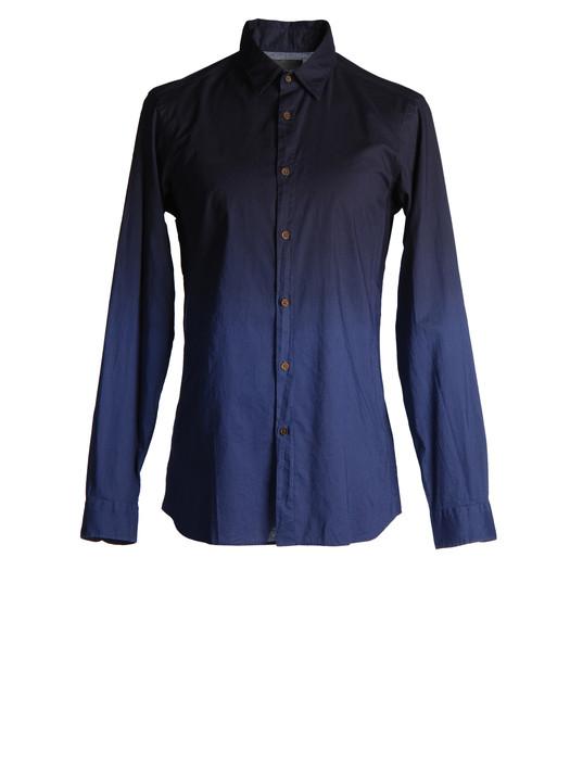 DIESEL BLACK GOLD SFUMATA Camisa U f