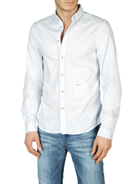 DIESEL SPACIFICOL-S 00LXG Shirts U e