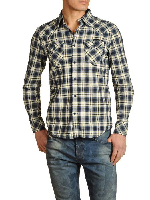 DIESEL SWALKIO-RS 00NUX Camisa U f