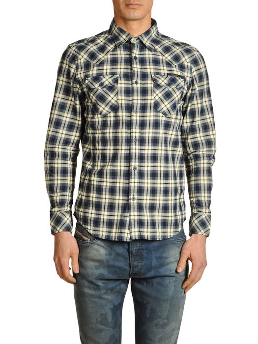 DIESEL SWALKIO-RS 00NUX Camisa U e