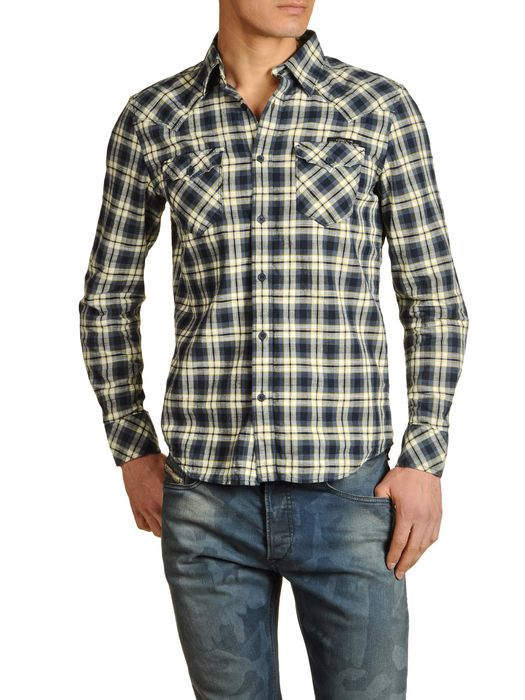 DIESEL SWALKIO-RS 00NUX Shirts U f