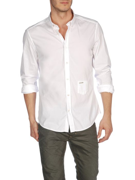 DIESEL SPACIFICOLA-S Camisa U f