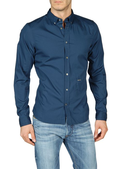DIESEL SPACIFICOLA-S Camicia U e
