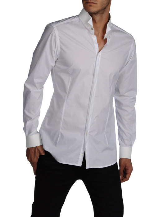 DIESEL BLACK GOLD SIR-ELEGANT Shirts U e