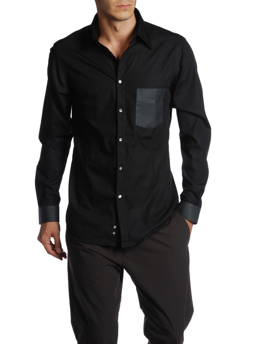 DIESEL BLACK GOLD SASTERMO Camicia U e