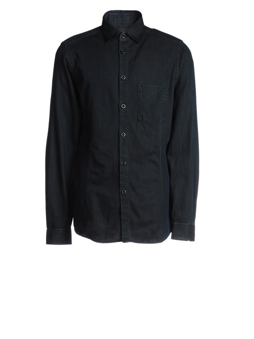 DIESEL BLACK GOLD SGURO Shirts U f