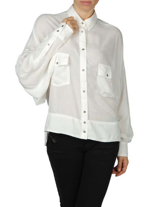 DIESEL C-GERTRUDE-B Shirts D f