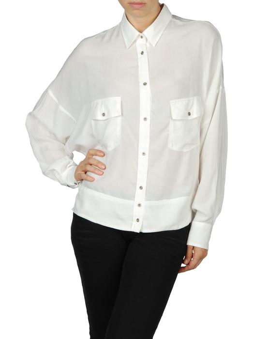 DIESEL C-GERTRUDE-B Shirts D e